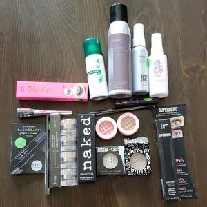 New makeup/hair bundle